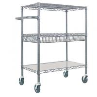 China A Wide Range Of Healthcare And Hospital Specialty Commercial Metal Storage Shelves on sale