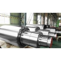Quality Cr1 Cr2 Cr3 Cr5 Cr8 Cr12 Forged Steel Rolls work roll backup roll for hot and Cold Rolling Mill for sale
