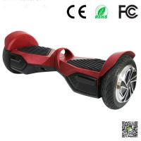 Most popular portable Metal Matte 2 wheel Smart Self Balancing Electric Scooter with Handle Ring