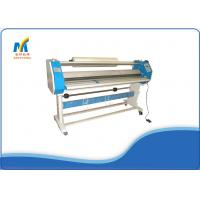 Quality Blue Electric Cold Laminator Automatic 1600 Mm Width With Micro Processor Controller for sale