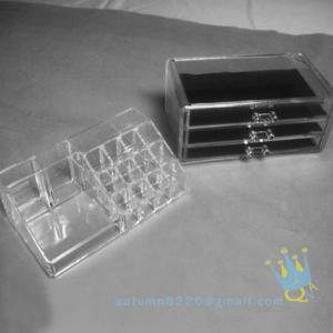 Quality cosmetics nail polish organizer for sale