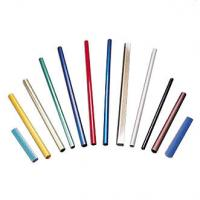 Quality Colourful Anodized Aluminium Round Tube Alloy 5052 Bicycle Frame Anodized Seamless Tube for sale