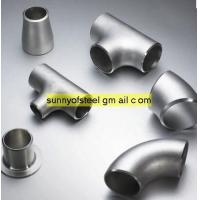 Quality ASTM B-366 ASME SB-366 ALLOY 800HT pipe fittings for sale