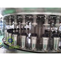 Quality Beverage Juice / Beer Soda  Aluminum Can Filling Machine for sale