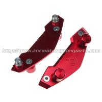 China CNC Milled Engine Case Sliders , Engine Guards For Suzuki Motorcycles on sale