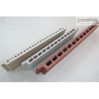 Quality Terracotta Wall Cladding Building Facade Panels 18mm 20mm 30mm Thickness Comparasion for sale