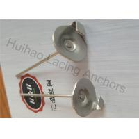 China US Standard SS Insulation anchor Pins With Lacing Washer For Removable Covers on sale