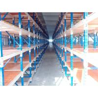 Quality Commercial Adjusted Medium Duty Racking With Plywood Decking for sale