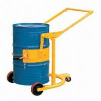 China Mobile Drum Carrier with 364kg Capacity, 55 Gallons Steel Drum on sale