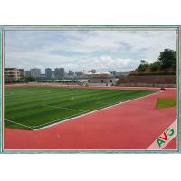 China UV - Resistant Natural Mini Football Field / Soccer Field Artificial Grass on sale