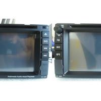 Quality OEM Car Digital LCD Touch Screen DVD GPS Player with DVB-T / ISDB-T for sale