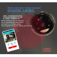 Quality 720P H.264 Wifi Doorbell With Motion Sensor , Detect Alarm Automatic Take Photos Cloud Storage for sale