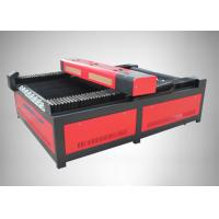 Quality CE / ISO CO2 Laser Engraving Machine 60 Watt Co2 Laser Engraver For Fabric Textile for sale