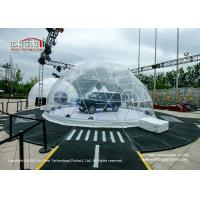 PVC Fabric Large Geodesic Dome Tent for Events for Sale for sale