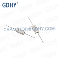 Quality 1200VDC 150nF Axial Snubber Capacitor IEC61071 for sale