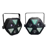 Buy 30W LED Stage Light 3 Eyes RGBW 4in1 LED Moving Head Beam Light for Bar or KTV at wholesale prices