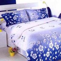 Quality 100% Cotton Combed Yarn Luxury Hotel Bedsheet for sale