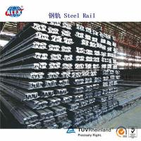 Quality Chinese GB Standard 22kg/M Light Steel Rail for sale