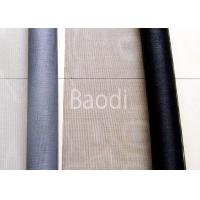 30m Roll Fiberglass Window Insect Screen Stainless Steel High Tensile Strength
