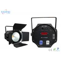 Buy Warm White 200w COB LED Par Stage Lights , LED Dj Disco Light Indoor 200w DMX at wholesale prices