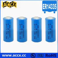 Quality ER14335 3.6V 1650mAh first & primary battery with long self life more than 10 years for sale