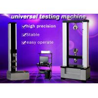 China Constant Force Briquette Testing Machine Calculated Automatically Material Curve Plotting on sale