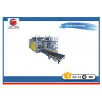 Quality High Standard Beverage Packing Machine , Water Bottle Packaging Machine PLC Control for sale