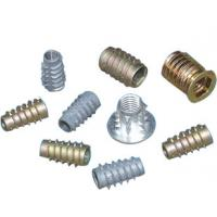 Buy OEM Zinc Plated / Hot-dip Galvanized Nuts Precision Hardware Parts at wholesale prices
