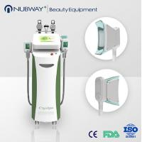 Quality Vertical Cryolipolysis fat freeze slimming machine for beauty clinic for sale