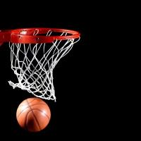 Quality Luminous Sports Outdoor Basketball Nets Nylon Material Customized Length for sale