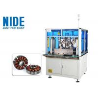Quality Automatic Blower Motor Coil Winding Machine BLDC Armature Rotor 120 Rpm Efficiency for sale