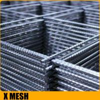 Quality High quality A 142 reinforcing steel mesh for concrete for Concrete footpaths for sale