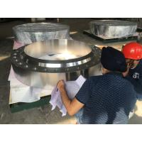 Quality FVC Forging,RTJ HB (Nut Stop),ASME SA-182 Gr F321H,For Chemical Industry application for sale