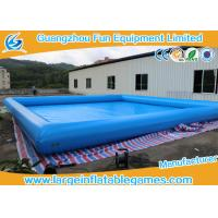 Quality Funny Games Inflatable Water Pool For Chridren For Adult With Size Customized for sale