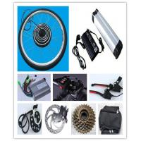 Quality 36V 500W electric bike conversion kit with battery for sale