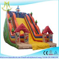 Quality Hansel used water slides for sale,inflatable pool rental,giant inflatable water park for sale