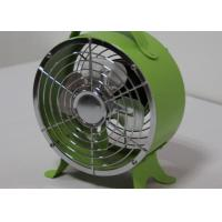 Quality 8'' Retro Electric Fan / Mini Desk Fan 2 Speed 20w 4 Iron Blades for sale