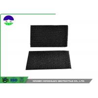 Quality Black Monofilament Geotextile Drainage Fabric Stable With High Tensile Strength for sale