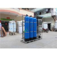 Quality Deep Well Water Treatment RO Filtration Plant with Reverse Osmosis RO Filtration System Machine for sale