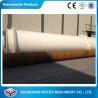 Industrial Rotary Dryer Machine / Rotary Drum Biomass Dryer Equipment for sale