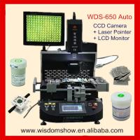 Quality WDS-650 Automatic optical alignment BGA rework station mobile phone repair software for PC for sale