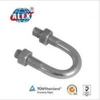 Quality Attach Piping U Bolt with HDG Surface for sale
