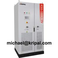 Quality (TUV certified) 100KW commercial on-grid Solar inverter for sale