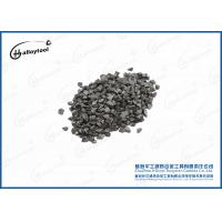 YG8 Blocky Crushed Tungsten Carbide Grits And Granules For Wear Parts
