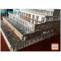 Quality Ultra Thin Stone Honeycomb Panel For Multi Purpose Indoor And Outdoor Decoration for sale
