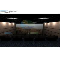 Quality 4D Movie Theater Simulator, XD Cinema Film For 50 / 120 Persons Room for sale