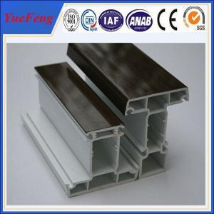 Quality anodized aluminium sliding window systems/powder coating aluminium frame glass window for sale