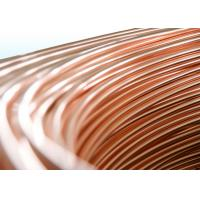 Copper Coated Budy Tube 4.76mm X 0.65mm Condenser Tube for sale