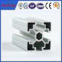 Quality Hot! customized v-slot aluminum profile, aluminum industrial profile t-slot for sale