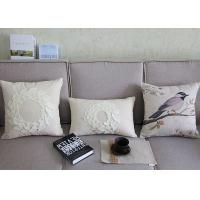 Quality Country Style Patchwork Decorative Throw Pillows Handmade Color Customized for sale